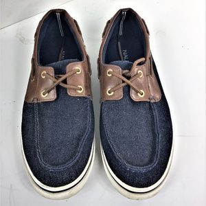 COLE HAAN NAUTICA Galley Boat Shoes 9.5 US